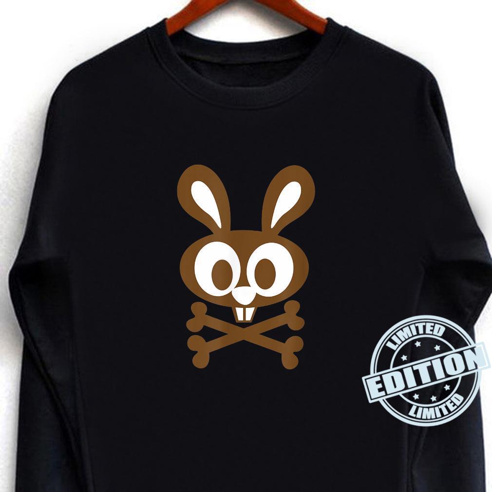 Kawaii Pshyco Bunny Retro Vintage Souvenir Shirt long sleeved