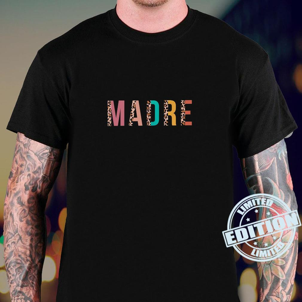 Leopard Print Madre Cool Mom Mama Shirt sweater