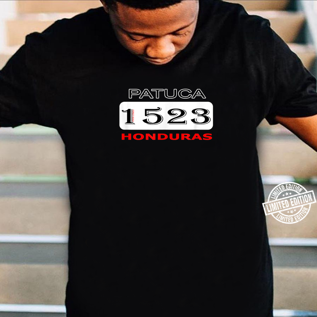 PATUCA 1523 HONDURAS Shirt