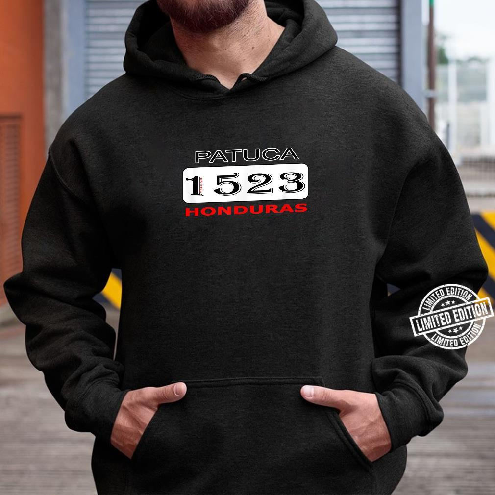 PATUCA 1523 HONDURAS Shirt hoodie
