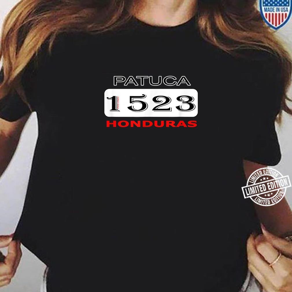 PATUCA 1523 HONDURAS Shirt ladies tee