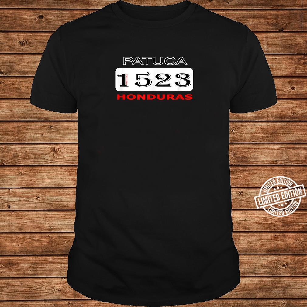 PATUCA 1523 HONDURAS Shirt long sleeved