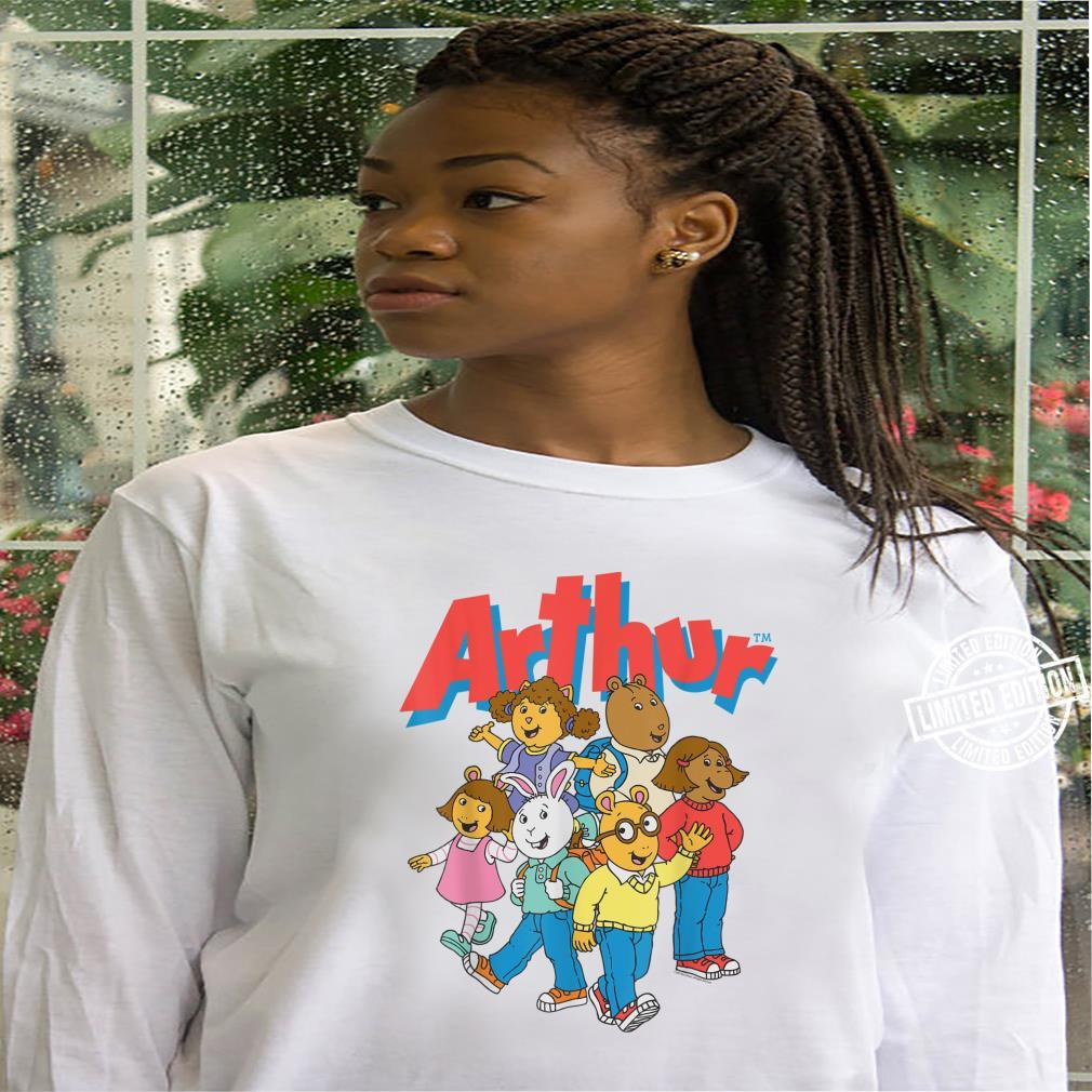 PBS's Arthur Characters's and's Shirt hoodie