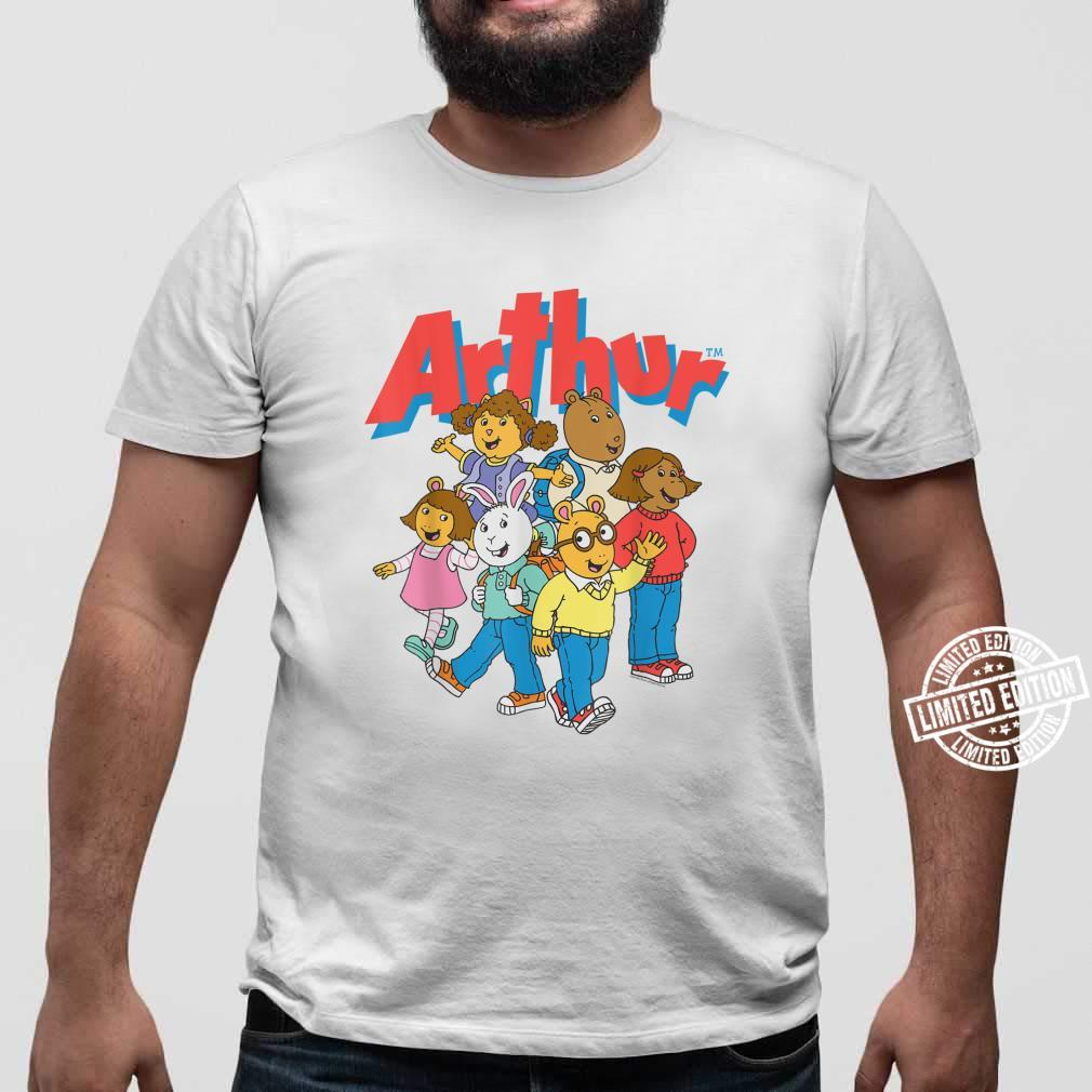 PBS's Arthur Characters's and's Shirt sweater