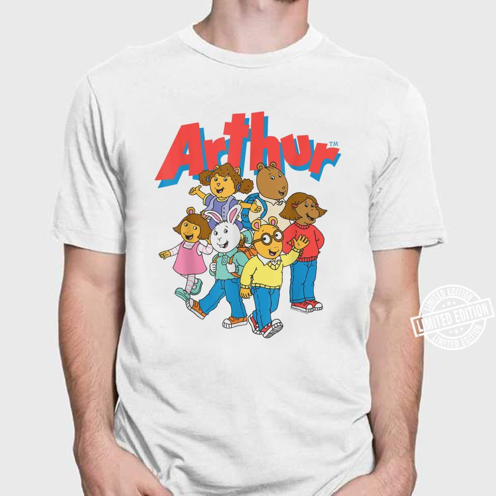 PBS's Arthur Characters's and's Shirt