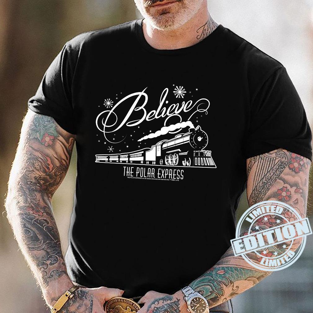 The Polar Express Believe Shirt