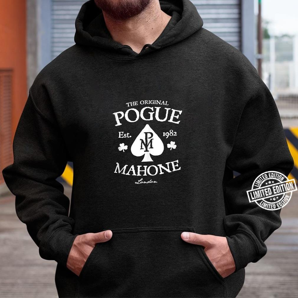 The Pogues Official Spade Shirt hoodie