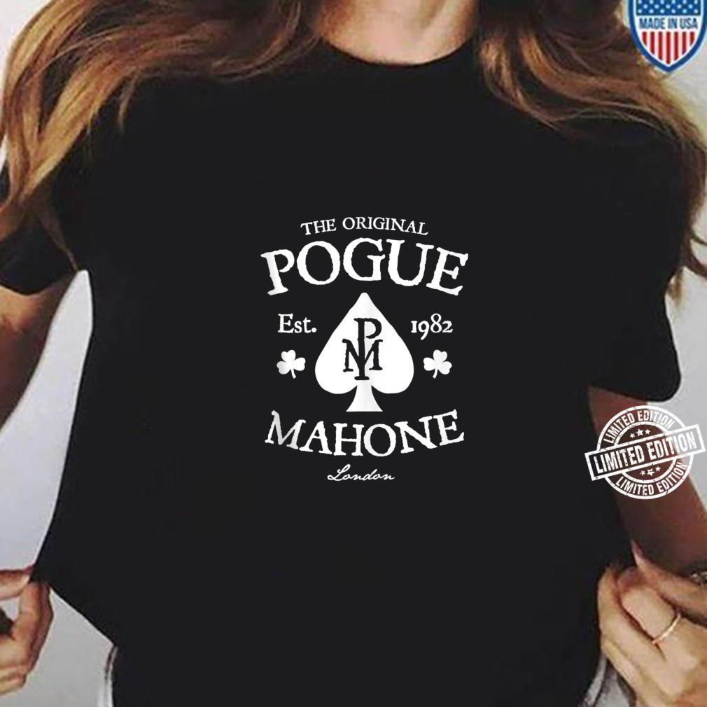 The Pogues Official Spade Shirt ladies tee