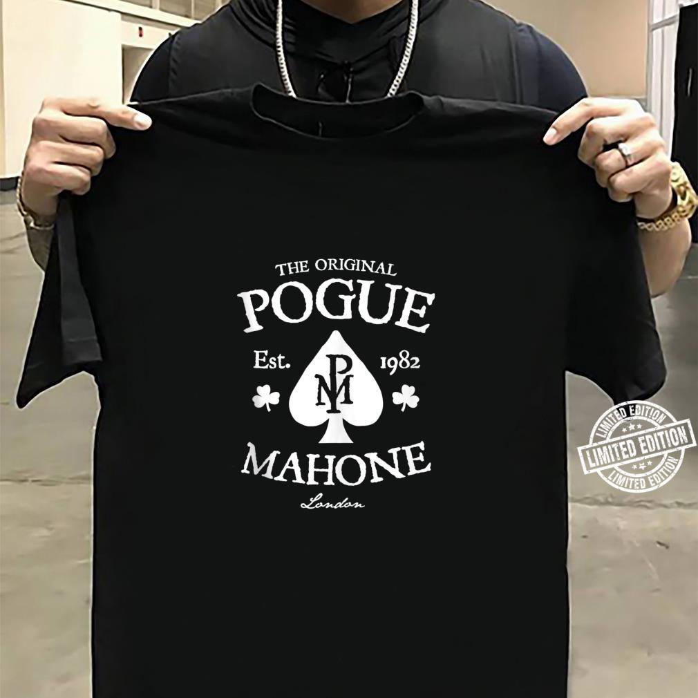 The Pogues Official Spade Shirt sweater